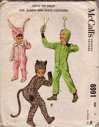 Patterns Halloween Costumes 115 Vintage Sewing Patterns Men Children Clothing