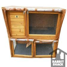 4ft Rabbit Hutch With Run Rabbit Shack Hutch Cover For 4ft X 2ft Ground Hutch With Under Run