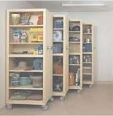 Woodworking Plans Free Standing Shelves by Best 25 Garage Shelving Plans Ideas On Pinterest Building