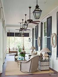porch weather flower basket cement and ceiling