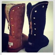 ugg s zip boots ugg zip up boots on the hunt