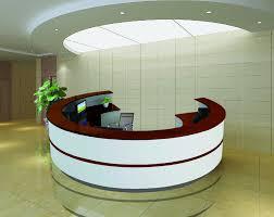 Reception Counter Desk by Aliexpress Com Buy 3 4m 11 15ft Matt Red White Piano Lacquer