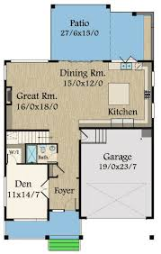 floor plans with 2 master suites modern home plan with 2 master suites 85148ms architectural
