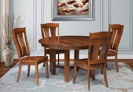 Quality Dining Room Tables Handcrafted Trailway Dining Sets L Homesquare Furniture