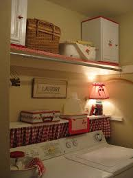Vintage Laundry Room Decorating Ideas by Brookhollow Lane Laundry Room Fix Up