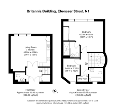 1 bedroom flat to rent in ebenezer street n1 london
