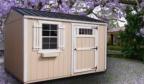 Backyard Storage House Hometown Sheds Roxboro North Carolina