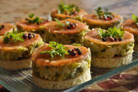 cuisine hollandaise recette blinis simple fondant de poireaux saumon fumé et sa sauce