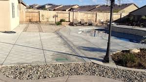 Concrete For Backyard by Member Photo Of The Day Backyard Patio A Paved Paradise Angie U0027s