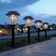 Solar Landscape Lights Amazon Com Solar Pathway Lights Outdoor Kohree Led Solar