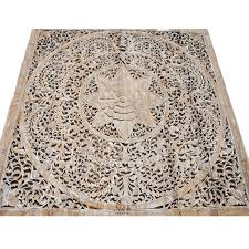 contemporary carved wood wall contemporary carved wood wall bed panel siam sawadee