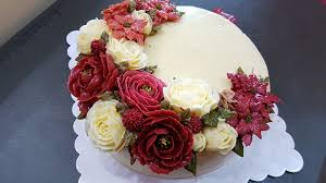 Flower Cakes Sorelle Floral Cakes And Class Home Facebook