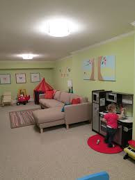 Basement Playroomfamily Room Educational Kid Stuff Pinterest - Family room in basement