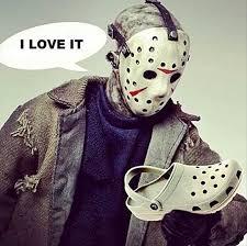 Jason Voorhees Memes - i love it jason voorhees and crocs viral viral videos