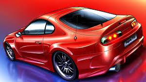 custom supra wallpaper red toyota supra background desktop hd desktop wallpaper