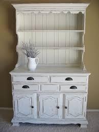 Cottage Kitchen Hutch Sideboards Extraordinary White Hutches For Kitchen White Kitchen