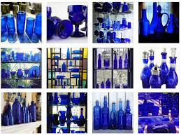 cobalt blue home decor cobalt blue glass inspiration interiors by color