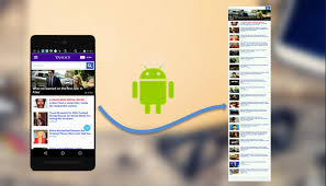 how to screenshot on android how to capture webpages on android
