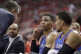 here u0027s how badly rockets destroyed thunder with russell westbrook