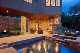 Contemporary Modern House by Best 25 Modern Rustic Homes Ideas On Pinterest Modern Homes