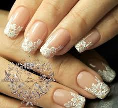 wedding nail designs archives nail design ideaz