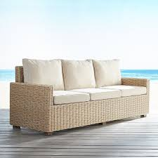 Pier 1 Imports Patio Furniture Echo Beach Sand Sofa Pier 1 Imports