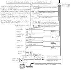 wiring diagrams kenwood player kenwood car radio ford radio