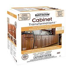 restore cabinet finish home depot rust oleum transformations wood refinishing kit the home depot canada