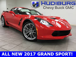 new 2017 chevrolet corvette grand sport 2d coupe in oklahoma city
