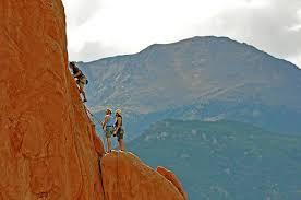 Rock Climbing Garden Of The Gods Rock Climbing At Garden Of The Gods Colorado Springs In