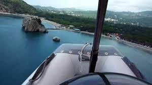 gommone volante ammaraggio a palinuro con maurizio stanco in gommone volante