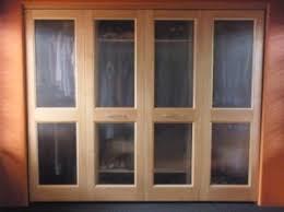 Interior Bifold Doors With Glass Inserts Plexy Glass Insert Option Louvered Door Inserts Interior Bifold