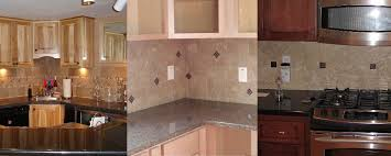 kitchen travertine backsplash travertine kitchen backsplash for oakland and san francisco