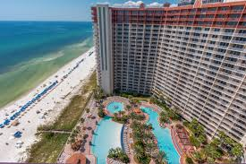 panama city beach condo shores of panama 2127