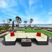 Patio Sectional Outdoor Sectional Sofas