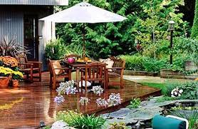 Cheap Patio Flooring Ideas 4 Stylish Outdoor Flooring Materials Present Contemporary Outdoor