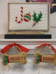christmas needlepoint 348 best needlepoint christmas ornaments images on