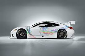 lexus rc modified 2015 lexus rc 350 f sport revealed with wild gt3 concept slashgear