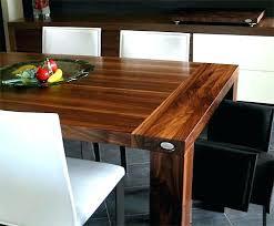 table cuisine bois brut table cuisine bois brut la cuisine en bois massif en beaucoup de