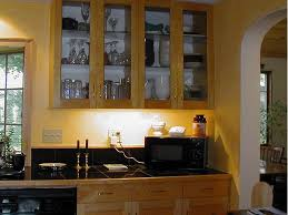 Black Modern Kitchen Cabinets Kitchen Doors Clear Modern Glass Kitchen Cabinet Door With