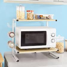 meubles de rangement cuisine sobuy frg092 n meuble rangement cuisine de service en bois