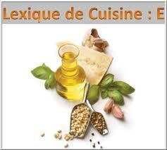 lexique cuisine lexique de cuisine e a vos assiettes recettes de cuisine
