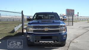 2017 chevrolet silverado hd duramax first look youtube