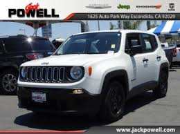 jeep renegade used used jeep renegade for sale in el cajon ca 32 used renegade