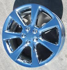 lexus chrome wheels rx 350 1 single 19