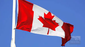 What Leaf Is On The Canadian Flag Canadian Flag Fluttering In The Breeze Youtube