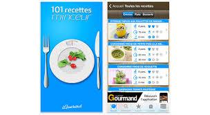 application recettes de cuisine application cuisine gratuite free plans astucieux pour une