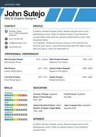 Unique Resume Examples by Graphic Designers Single Page Resume Creative Resume Templates