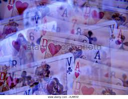 queen of hearts playing card stock photos u0026 queen of hearts