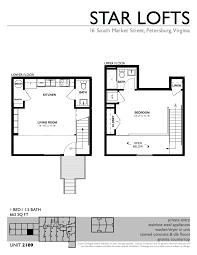 apartments star lofts loft style apartment floor plan stupendous